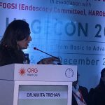 Dr. Nikita Trehan speaking on Endometriosis